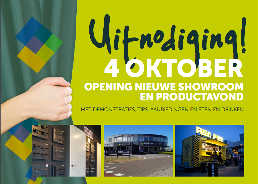 Logus Goes Showroom opening