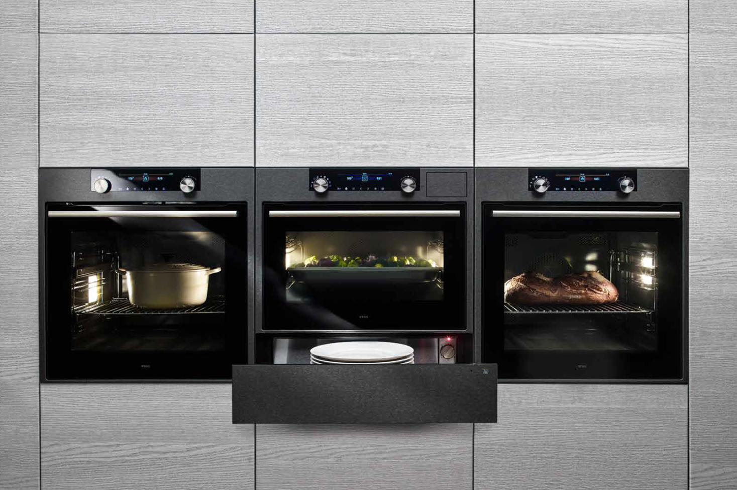 3-in-1 oven